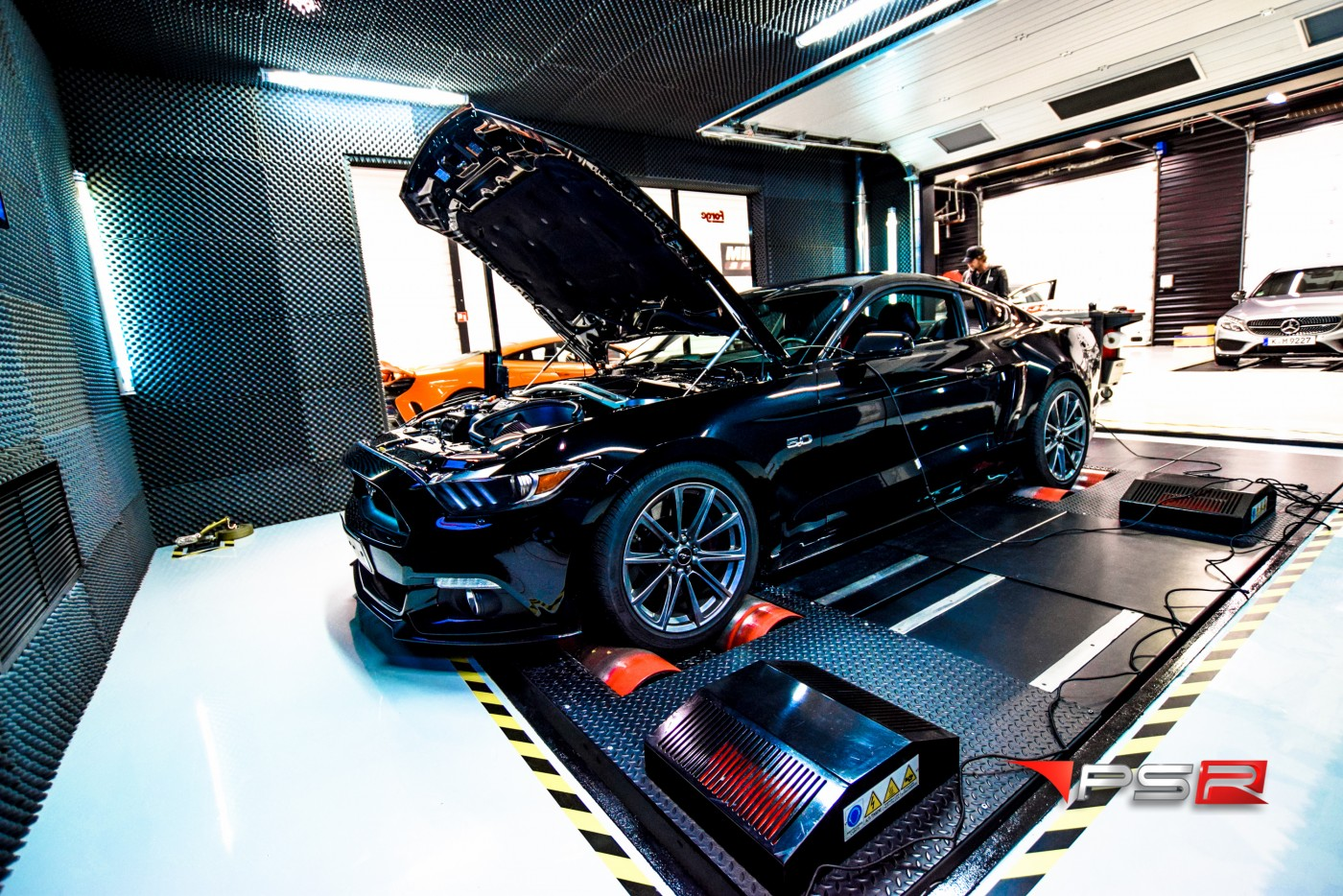 FORD MUSTANG 5.0 GT CLONE ROUSH RS 441 HP