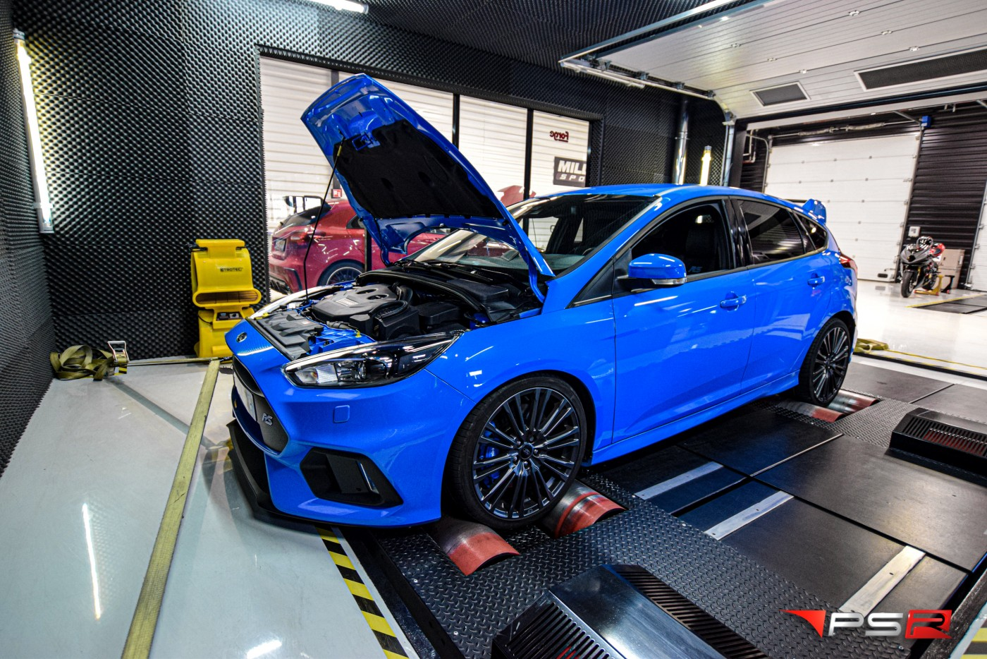 FORD FOCUS RS 2.3 350 HP TUNE