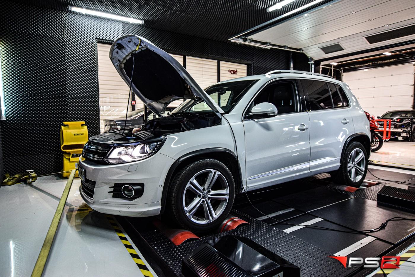 VW TIGUAN R-LINE 150 HP TUNE + ETHANOL
