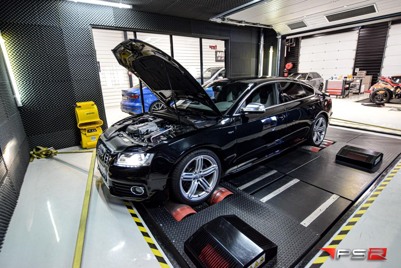 AUDI S5 3.0 V6T TFSI 333 HP TUNE