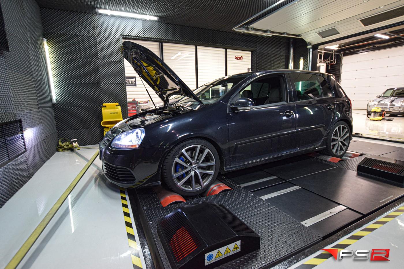 VW GOLF V R32 ETHANOL