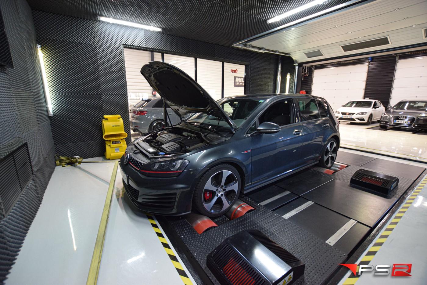 VW GOLF VII GTI 230 TUNE + ETHANOL