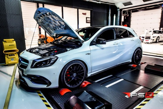 MERCEDES A45 AMG 381 HP TUNE