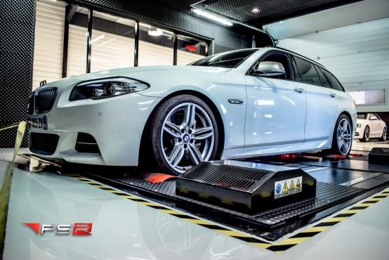 BMW M 550 D 381 HP