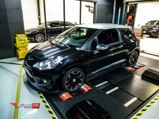 DS3 1.6 HDI 112 HP