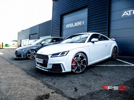 AUDI TTRS VS RS3