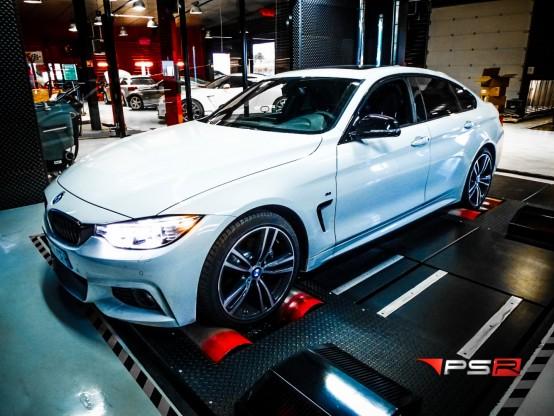 BMW 430D 258 HP
