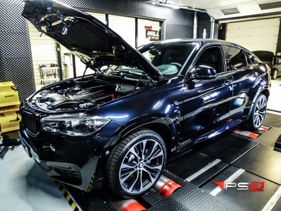 BMW X6 4.0 D