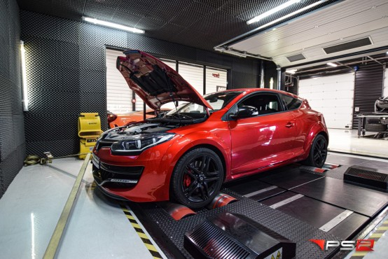 RENAULT MEGANE RS 275 HP TUNE