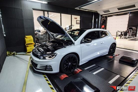 VW SCIROCCO 2.0 TSI 180 HP TUNE
