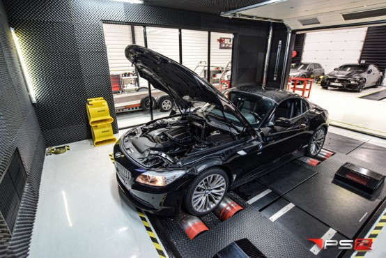 BMW Z4 3.0 306 HP TUNE