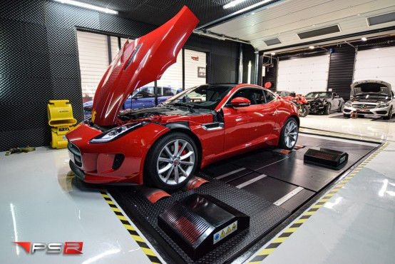 JAGUAR F-TYPE 340 HP TUNE