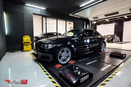 BMW 135 i coupée 306 HP TUNE