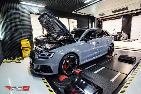 AUDI RS3 SPORTBACK 400 HP TUNE