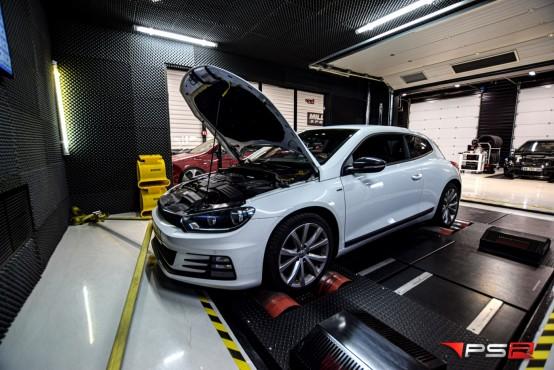 VW SCIROCCO 2.0 TDI 150 TUNE