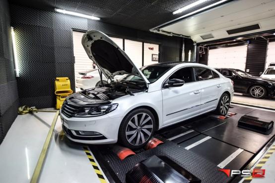 VW PASSAT CC 2.0 140 HP TUNE