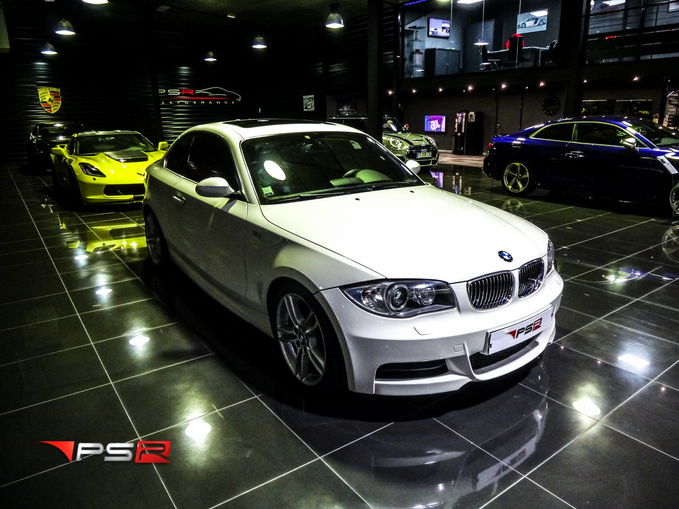 BMW SERIE 1 E82 COUPE
