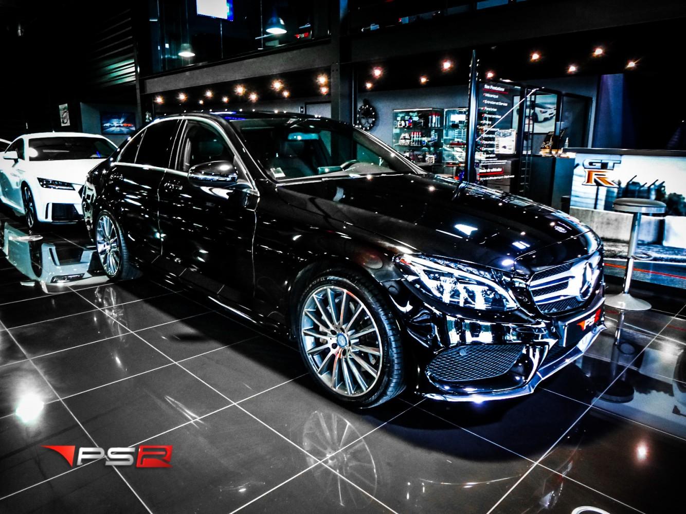Mercedes Classe C 4 Iv 300 H Hybrid Fascination 7g Tronic