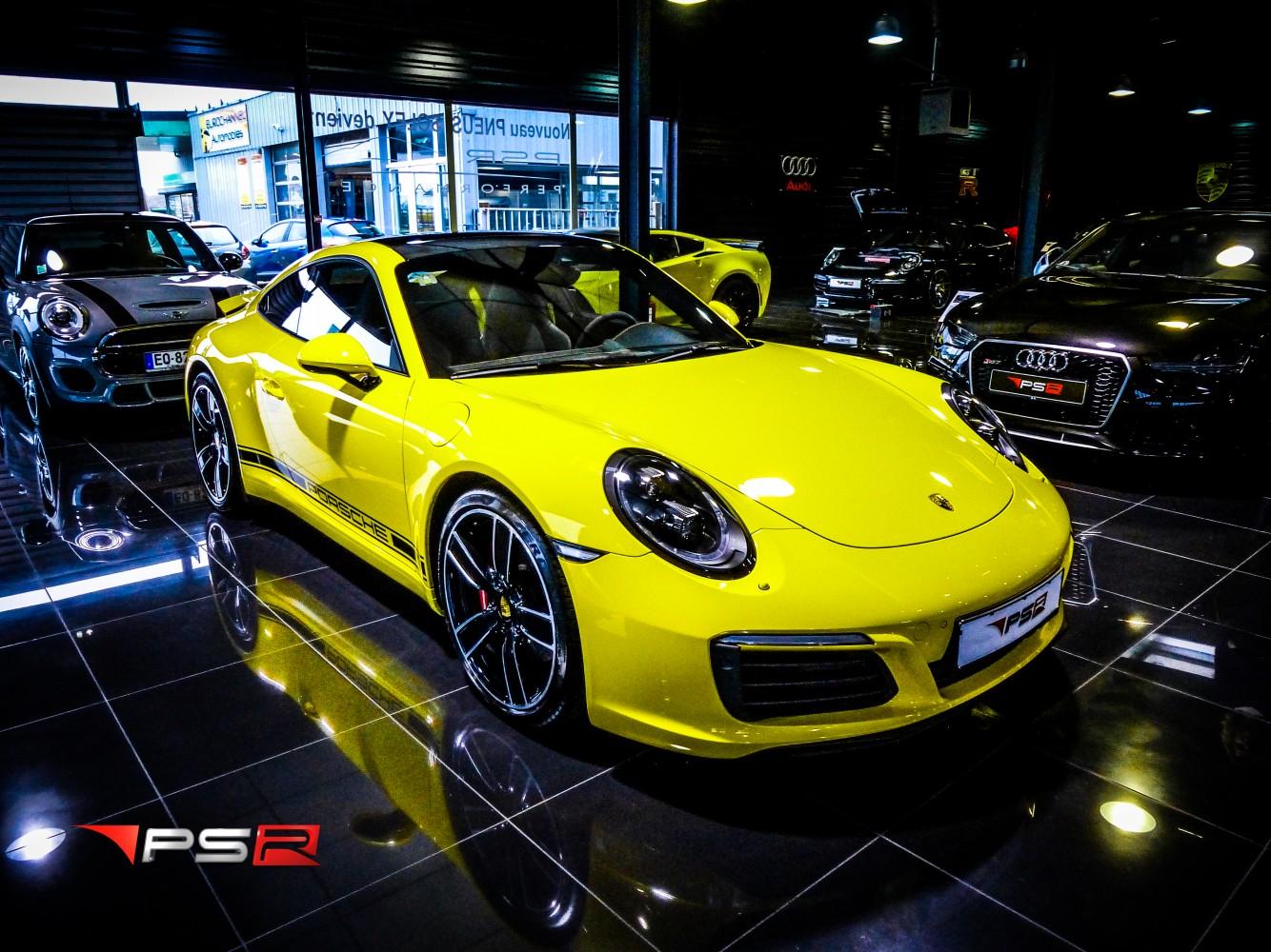 PORSCHE 911 TYPE 991 420 HP