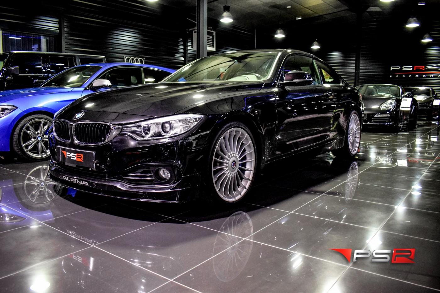 BMW ALPINA B4