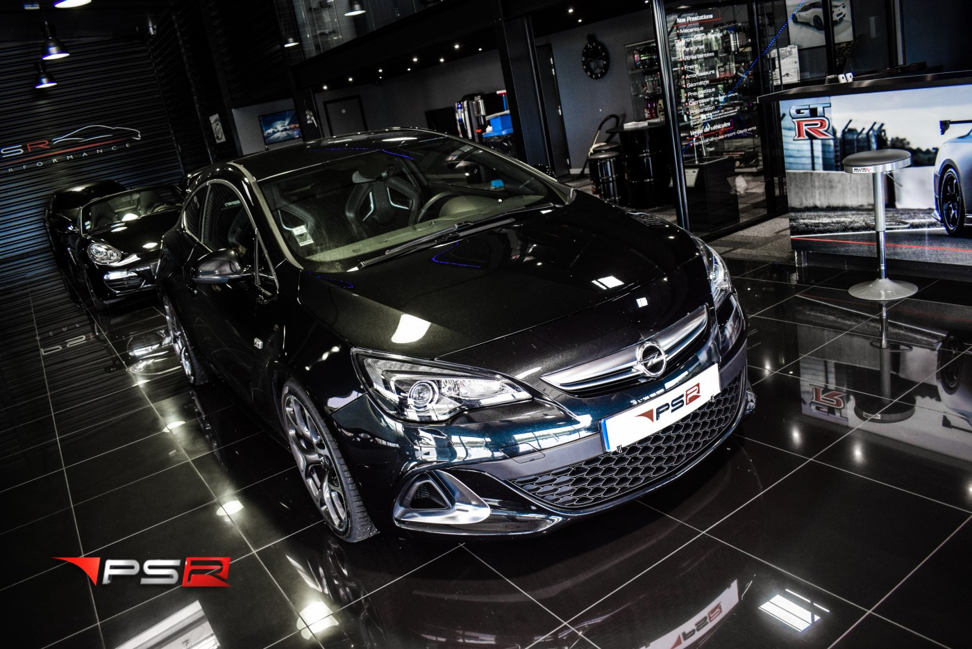 OPEL ASTRA 4 GTC OPC