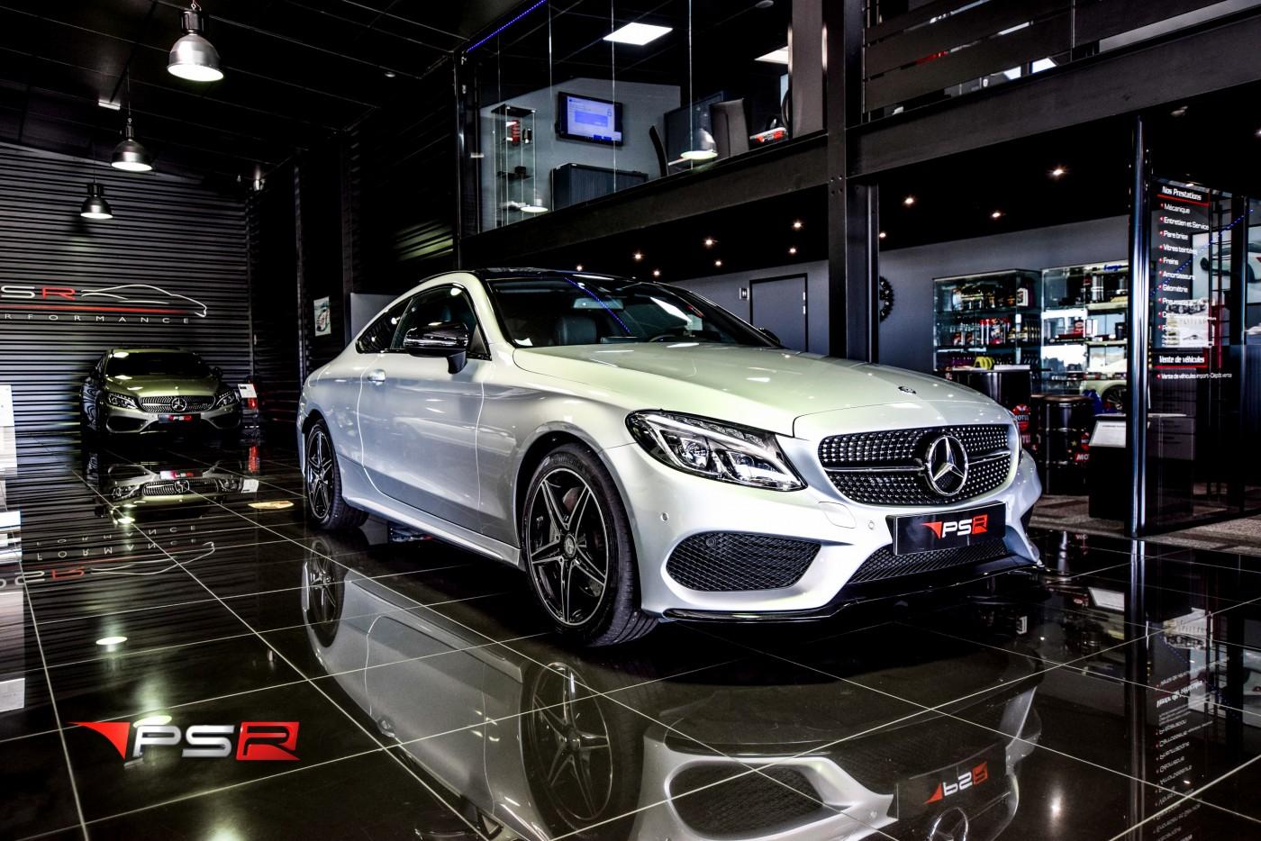 Mercedes Classe C Iv Coupe 250 D Dascination 9g Tronic