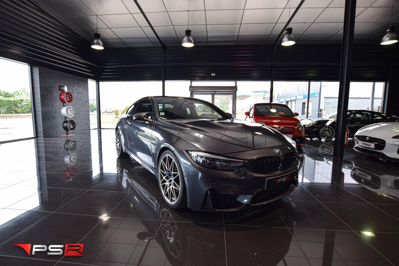 BMW SERIE 4 F82 M4