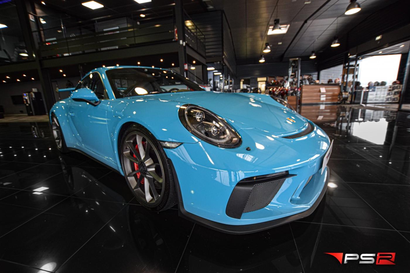 PORSCHE 911 GT3 4.0 500 CH