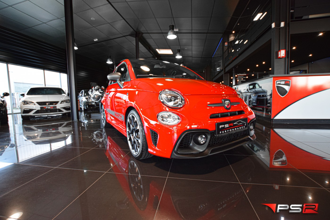 ABARTH 500 (2E GENERATION)