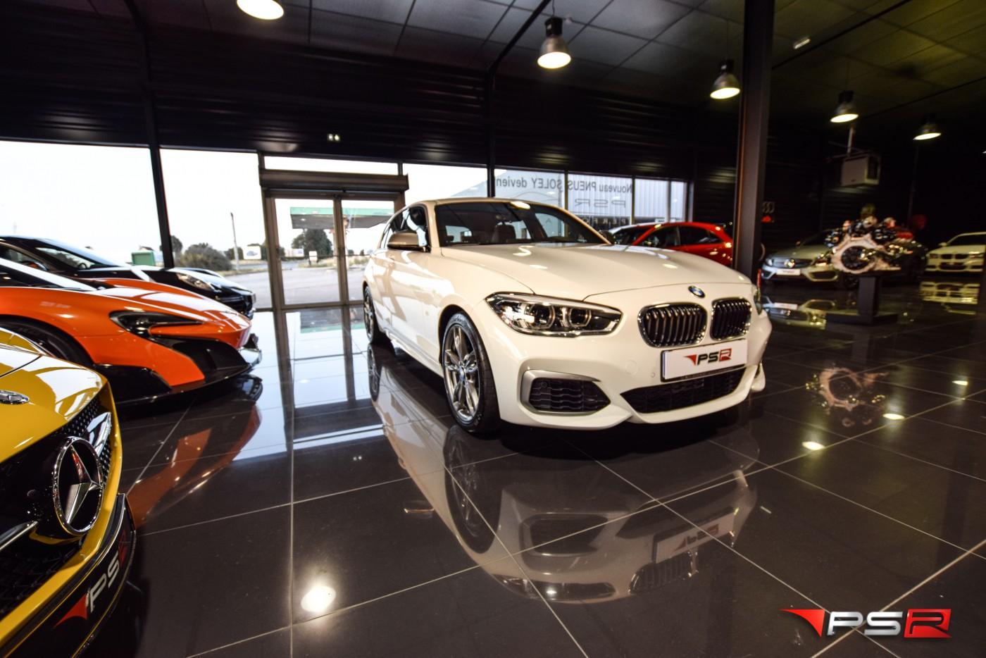 BMW SERIE 1 F21
